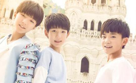 中的小男生:王俊凯图片